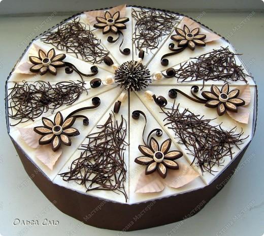 Захотелось сделать шоколадный тортк. Вот что получилось. фото 1