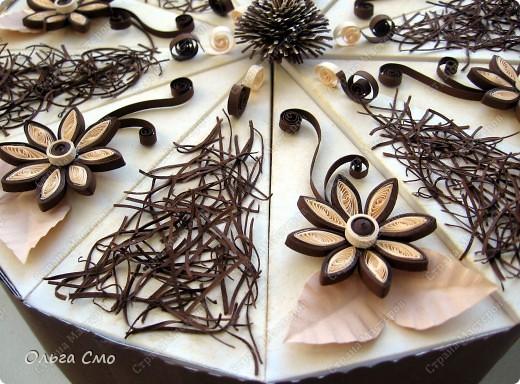 Захотелось сделать шоколадный тортк. Вот что получилось. фото 2
