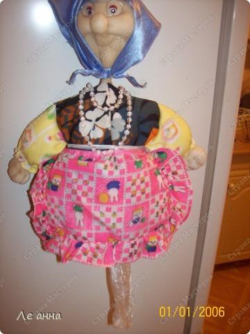 Эту куклу делала моя мама фото 2