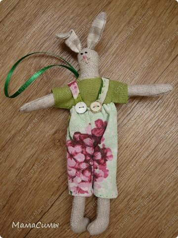 Портрет зайца. фото 2