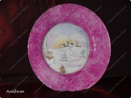 Обратный декупаж. Рисовая карта, 2-х шаговый кракелюрный состав. Акриловая краска. фото 7