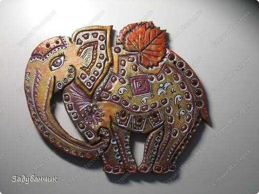 Вот они, три слонёнка, розового делала моя доченька ) фото 6