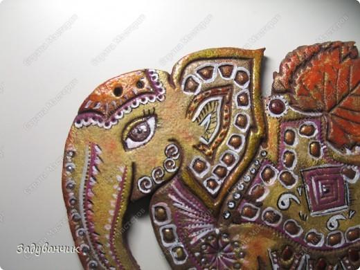 Вот они, три слонёнка, розового делала моя доченька ) фото 7