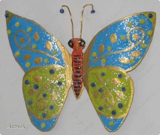"""Вот такой """"цветочек"""" с бабочками :) фото 2"""