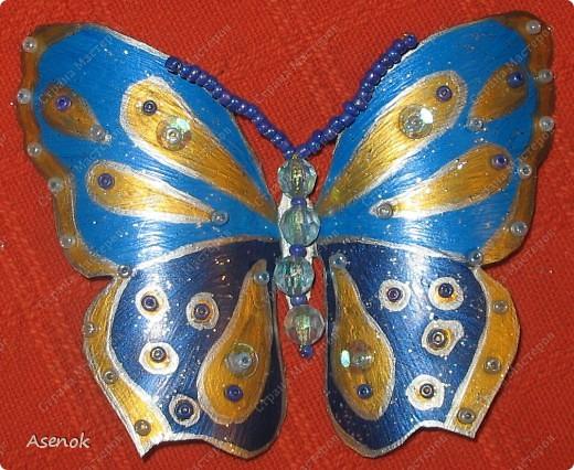 """Вот такой """"цветочек"""" с бабочками :) фото 7"""