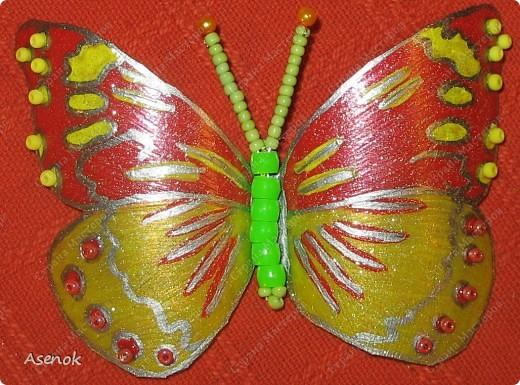 """Вот такой """"цветочек"""" с бабочками :) фото 8"""