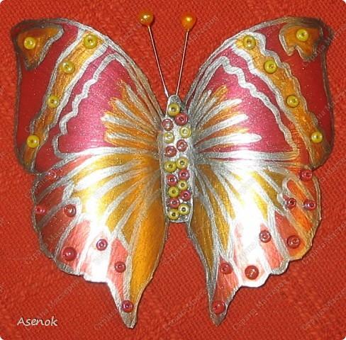 """Вот такой """"цветочек"""" с бабочками :) фото 10"""