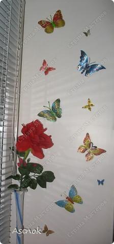 """Вот такой """"цветочек"""" с бабочками :) фото 11"""