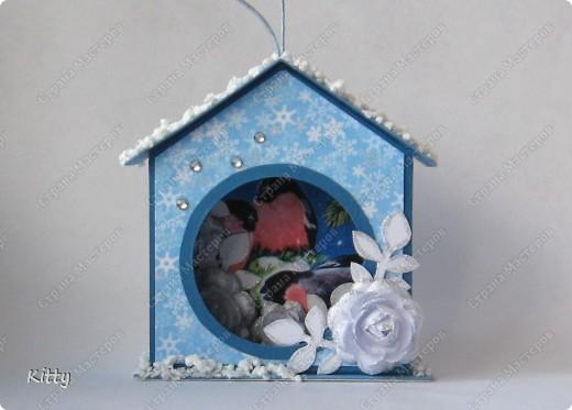 Сделала на елочку новую игрушку, готовлюсь к Новому году =))) фото 1