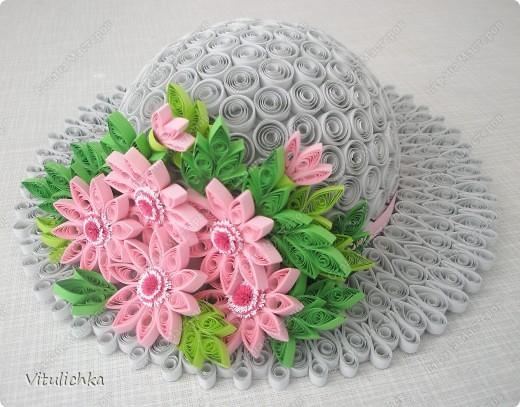 Сделав первые две шляпки (http://stranamasterov.ru/node/92097) и сразу подарив их, решила сделать и для себя. Но чувствую. и от этих скоро только фотографии останутся... Спасибо за МК runa-245 http://stranamasterov.ru/node/57742 фото 6