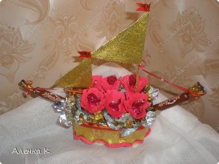 Кораблик для Никиты. фото 1