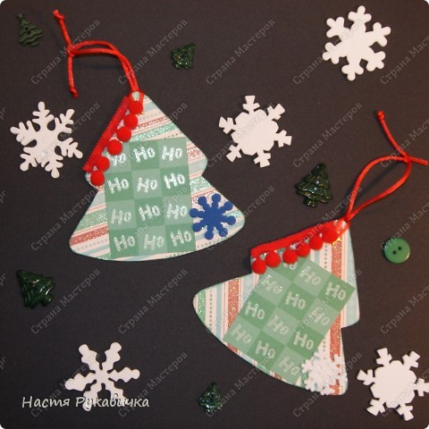 Эту  идею  мне  подала  одна  знакомая.    Это  украшения  для  Новогодней  елки.  Позже  хозяйка  наклеит  на  них  фотографии.  фото 1