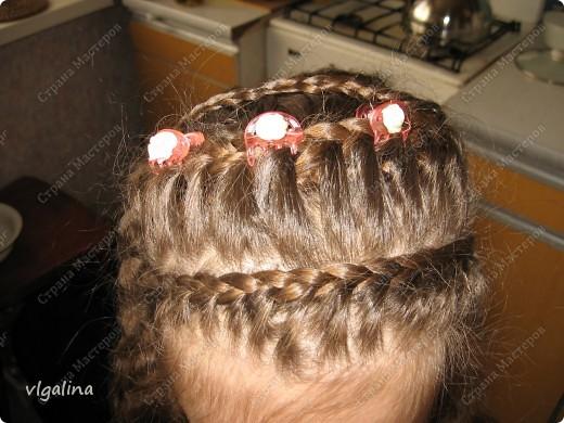 Некоторые причёски, которые я плету своей дочери фото 8