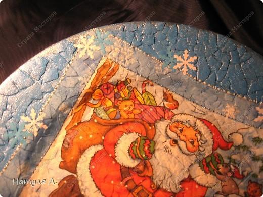 Перебор полнейший!!! Но решила доделать..... Видимо не нужно было всю тарелку покрывать скорлупой....но увы...... фото 2