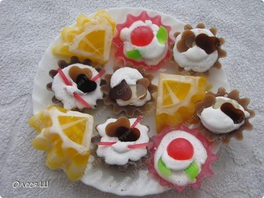 ММММ пирожные....