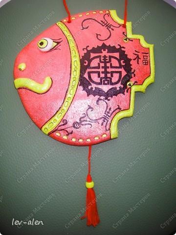 Красный цвет в Китае символизирует счастье. Желтый- императорский цвет.  фото 1