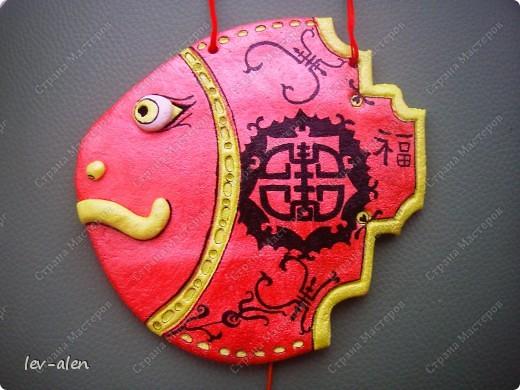Красный цвет в Китае символизирует счастье. Желтый- императорский цвет.  фото 2