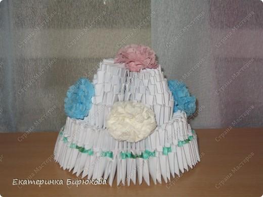 Мой Торт на день рождения (низкокалорийный) фото 1