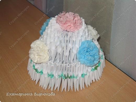 Мой Торт на день рождения (низкокалорийный) фото 3
