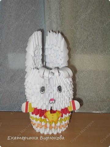 Вот такой мой зайчишка! фото 1
