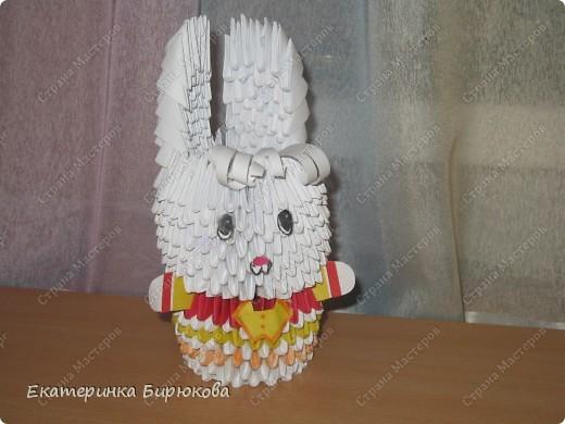 Вот такой мой зайчишка! фото 2