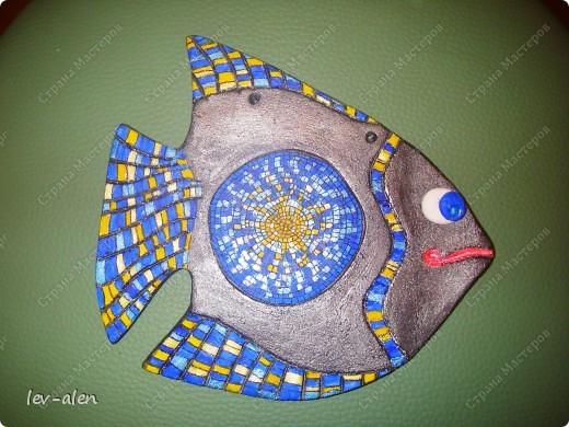 Задумывалась как рыбка-страна, а получилось скорее искусство Италии. фото 1