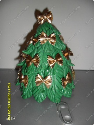 зайцы у елки из соленого теста фото 7
