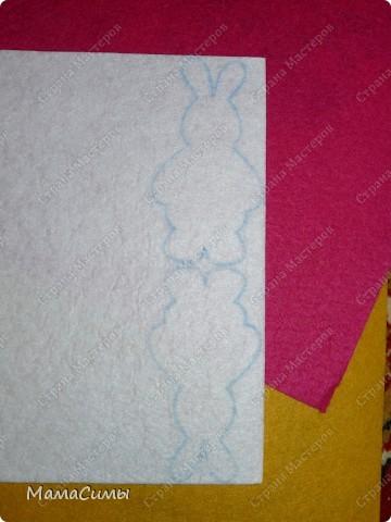 Фетр, контуры для ткани, бусинки, шнур - вот и получились презенты новогодние. фото 3
