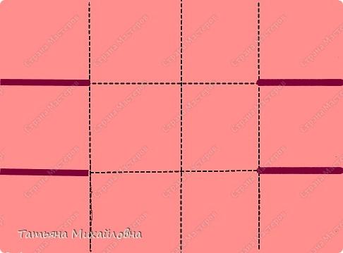 Сегодня будем с малышами мастерить сани. Предварительно мы учились складывать прямоугольные коробочки из квадрата. Здесь я даю МК, включая и предварительную подготовку. фото 4
