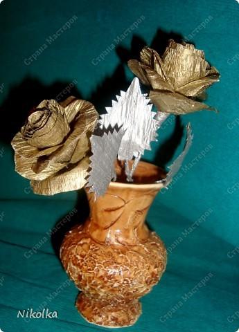 драгоценные металлы приобретают форму растений  фото 1
