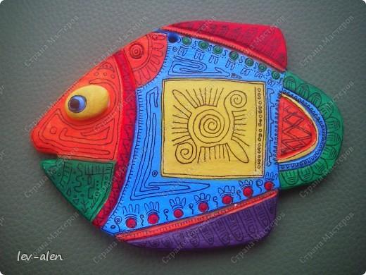 Рыбка Южная Америка фото 1
