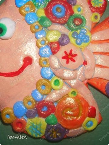 Название придумала дочка, ей она напомнила разноцветные леденцы. фото 3