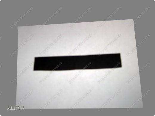 """Вот такую """"бирочку"""" с надписью можно смастерить для украшения открытки. фото 2"""