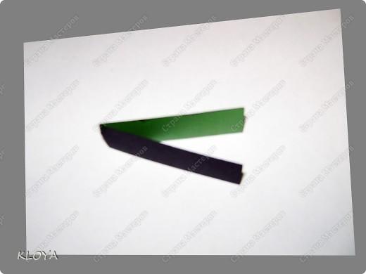 """Вот такую """"бирочку"""" с надписью можно смастерить для украшения открытки. фото 3"""