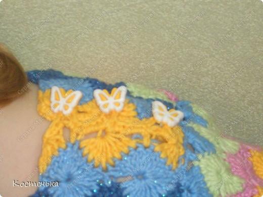 Кофточка для доченьки фото 3
