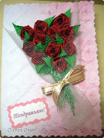 Эту открыточку я сповторюшничала у Vitaminko http://stranamasterov.ru/node/71085?c=favorite уж очень она мне понравилась, я просто влюбилась в нее и решила сделать себе такую же. Спасибо Вита, за идею. фото 2