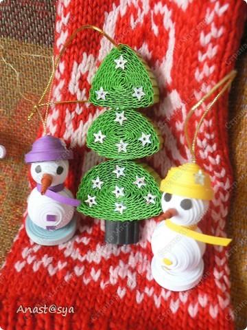 Новогоднее собрание снеговиков фото 9