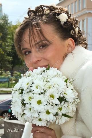 11 сентября в моей жизни произошло замечательное событие - свадьба Готовились мы к ней долго - больше года. Это утро 11 сентября - я этакий медвежонок фото 2