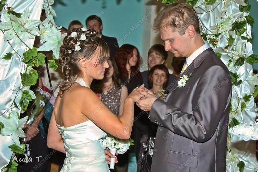 11 сентября в моей жизни произошло замечательное событие - свадьба Готовились мы к ней долго - больше года. Это утро 11 сентября - я этакий медвежонок фото 5