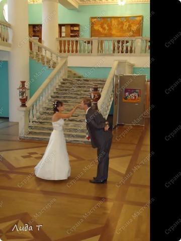 11 сентября в моей жизни произошло замечательное событие - свадьба Готовились мы к ней долго - больше года. Это утро 11 сентября - я этакий медвежонок фото 8