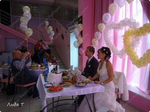 11 сентября в моей жизни произошло замечательное событие - свадьба Готовились мы к ней долго - больше года. Это утро 11 сентября - я этакий медвежонок фото 15