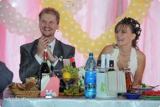 11 сентября в моей жизни произошло замечательное событие - свадьба Готовились мы к ней долго - больше года. Это утро 11 сентября - я этакий медвежонок фото 16