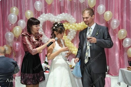 11 сентября в моей жизни произошло замечательное событие - свадьба Готовились мы к ней долго - больше года. Это утро 11 сентября - я этакий медвежонок фото 18