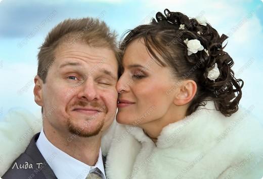 11 сентября в моей жизни произошло замечательное событие - свадьба Готовились мы к ней долго - больше года. Это утро 11 сентября - я этакий медвежонок фото 22