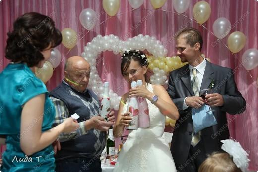 11 сентября в моей жизни произошло замечательное событие - свадьба Готовились мы к ней долго - больше года. Это утро 11 сентября - я этакий медвежонок фото 17