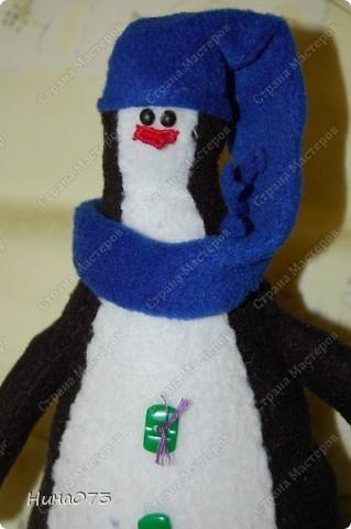 Смастерила еще одну Новогоднюю игрушку. фото 2