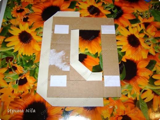 Кофейная рамка фото 4