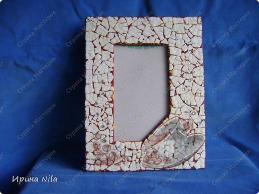 Кофейная рамка фото 1