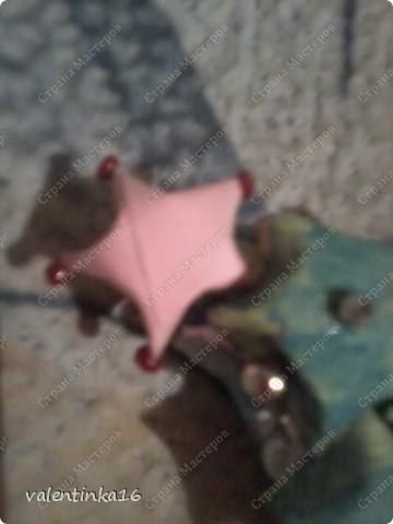вот такая ёлочка у меня получилась из звездочек))) фото 2