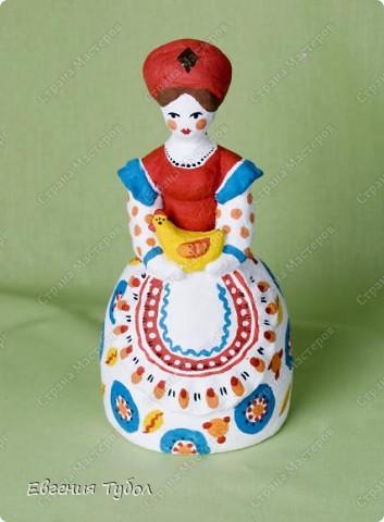 Дымковская игрушка фото 1